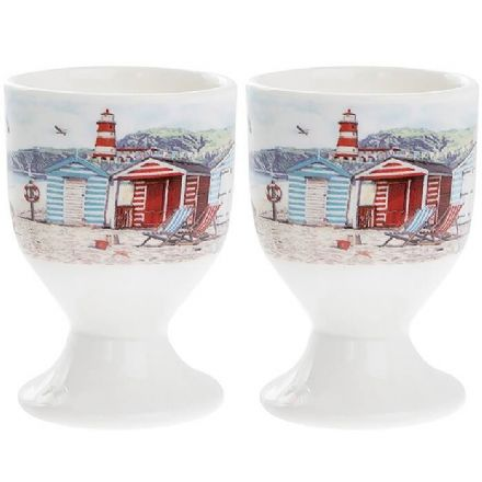 New Sandy Bay Fine China Pair of Egg Cups